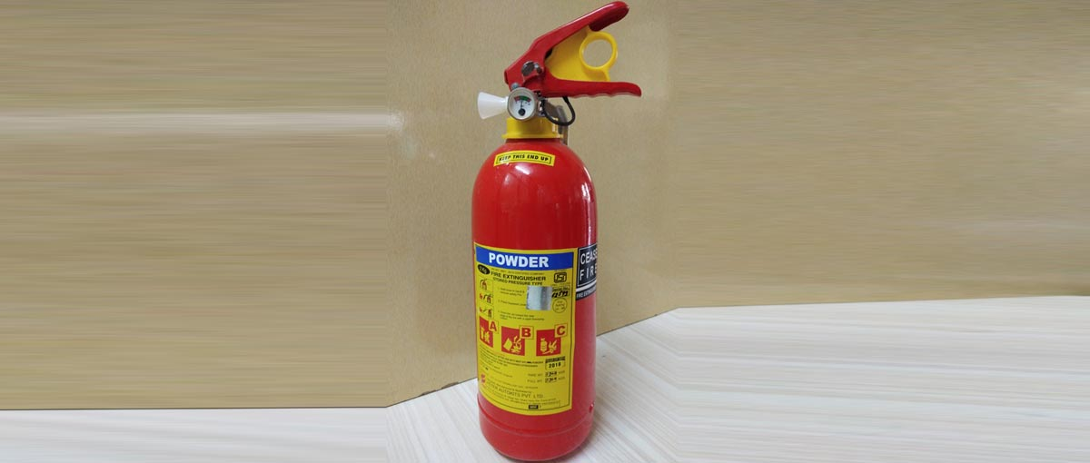 Kitchen Fire Extinguisher, Trolley Mounted Fire Extinguishers ...