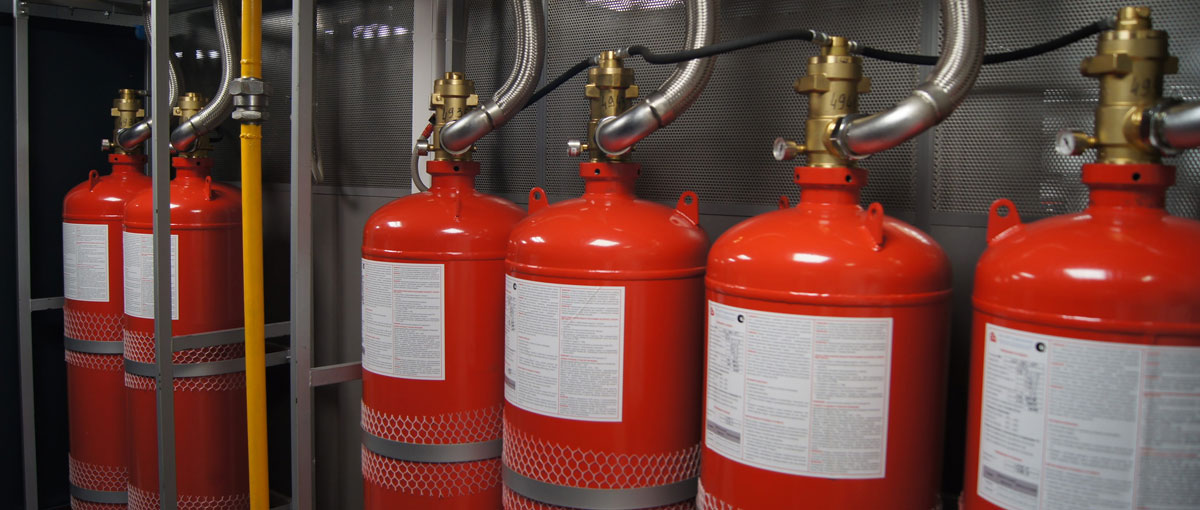 Novec Fire Suppression Systems Gas Based Fire Suppression System Mumbai India